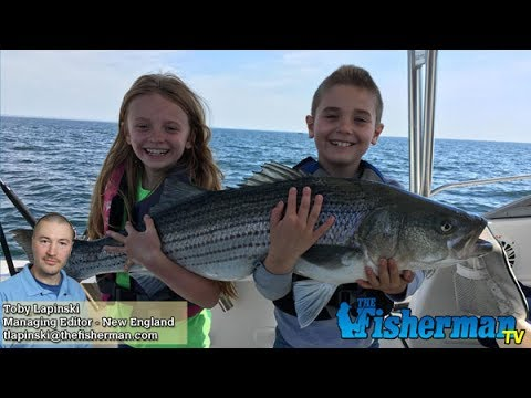 June 15, 2017 New England Fishing Report with Toby Lapinski