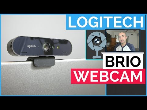 Xxx Mp4 Logitech Brio 4K Webcam Review Best Webcam For YouTube And Gaming 3gp Sex