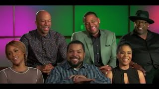 'Barbershop 3': The Cast Opens Up on New Film