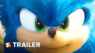 Sonic the Hedgehog NEW Trailer (2020) | Movieclips Trailers