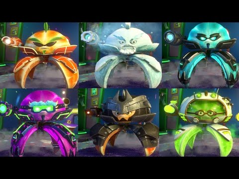 Pvz garden warfare 2 all citrons gameplay new citrons for Plante vs zombie garden warfare 2