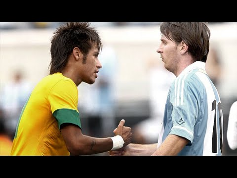 Neymar Jr ● The Greatness him - Respect!