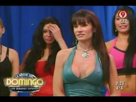 Xxx Mp4 Veronica Crespo En La Noche Del Domingo 27 06 2011 3gp Sex