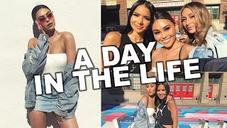 A DAY IN MY LIFE: Roxette Arisa & Yes Hipolito #2 | Meeting Selena Gomez?