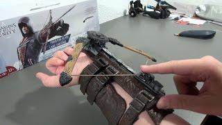 Assasins Creed Unity - Phantom Blade - unboxing + installation