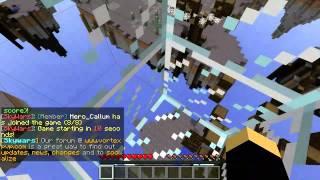 Minecraft - SkyWars #14: سيرفر جديد