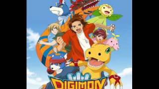 Digimon Data Squad - Ich glaub daran