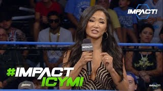Gail Kim Sets Timeline For Her Retirement From Competition | #IMPACTICYMI July 13th, 2017