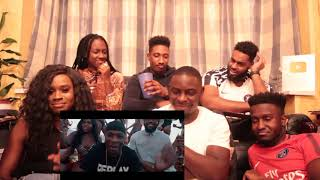 DJ Sumbody ft. Cassper Nyovest, Thebe & Vettis - Monate Mpolaye ( REACTION VIDEO ) || @djsumbodysa