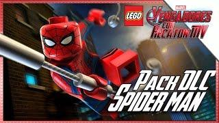 LEGO Marvel Avengers | DLC Pack Charecter SPIDER MAN