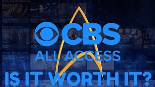 Is CBS All Access Worth It? 🤔