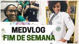Medvlog: Final de Semana de Um Estudante de Medicina #2