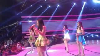 BLINK-Seindah biasa, Love you kamu, OMG at LA SCTV