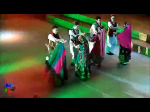Afghan Cultural Dances All In One Qarsak Jarajo and Attan