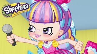 SHOPKINS - PARTY TIME! | Cartoons For Kids | Toys For Kids | Shopkins Cartoon