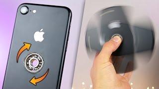 $700 iPhone 7 Fidget Spinner Mod! Does It Work?