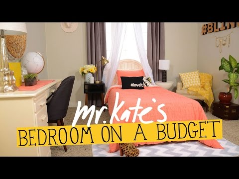 Xxx Mp4 Bedroom On A Budget DIY Home Decor Mr Kate 3gp Sex