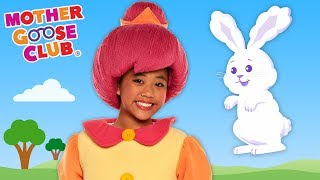 Little Bunny Foo Foo | Mother Goose Club Songs for Children | Songs for Kids