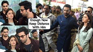 Ranbir Kapoors ANGRY Reacti0n On Girlfriend Alia Bhatt For Her Cl0seness Wid Ranveer Singh