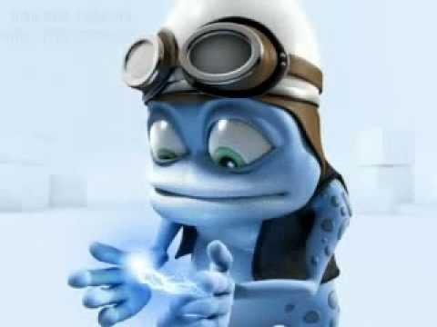crazy frog electro