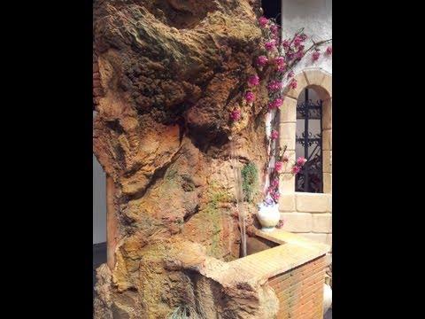 Como hacer una monta a de espuma de poliuretano mountain - Poliuretano imitacion piedra ...