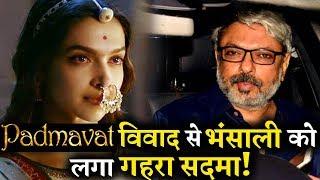 SHOCKING! Sanjay Leela Bhansali in Deep Depression Due To PADMAVAT Controversy!