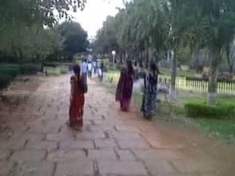 Three Female Prostitutes caught in Hyderabad park - Must Watch