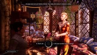 Dragon Age Inquisition: Complete Sera/Dwarf Romance, aka. Twee Romance