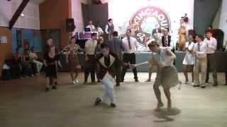 SwingAout 14' - teachers performance - Big Apple