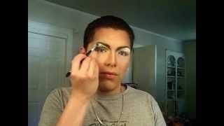 Maquillaje Drag queen Espanol.
