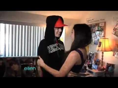 Xxx Mp4 Justin Bieber Meets Huge Fan On Ellen FULL HD Mp4 3gp Sex