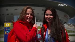 FIFA Confederations Cup 2017 - Volunteers Programme