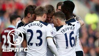 Will Tottenham Gain On Chelsea?   ESPN FC