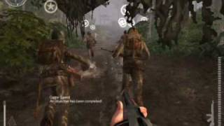 Medal of Honor Pacific Assault-Guadalcanal Lunga River