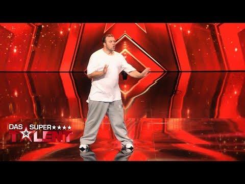 Heftig! Andreas sorgt für eine dicke Überraschung | Das Supertalent 2018 | Sendung vom 15.09.2018