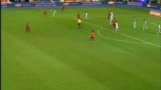 Spain-Bosnia Herzegovina 1-0