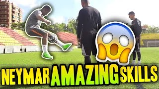 NEYMAR Dazzles with AMAZING SKILLS!!! | F2Freestylers