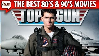 Top Gun (1986) - The Best Movies of the 80's & 90's