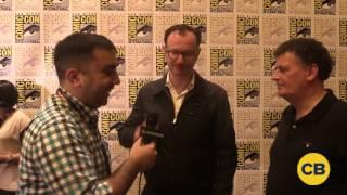 Sherlock Showrunners Talk Bromance Between Sherlock & Watson at SDCC 2016