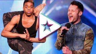 Top 10 Best auditions Britain's got talent 2015 (part 2)