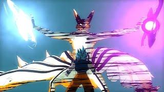 Goku vs Naruto Part 1