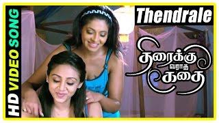 Thiraikku Varadha Kadhai Scenes | Nadhiya reveals the truth | Thendrale Song | Reshma & Eden's past