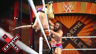 Kalisto vs. Rusev – United States Titel Match: WWE Extreme Rules 2016 auf WWE Network