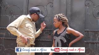 Talk to each other - (Comedy made in Africa)