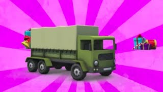 Army Truck | toy unboxing | army vehicles for children