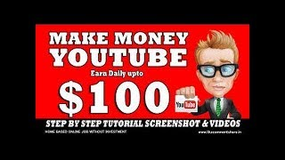 How To Make MONEY on YouTube WITHOUT any Subscribers🤑