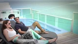 Video Pomocional Blue Paradise