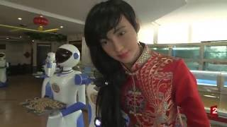 France 2 Pékin   La robotisation