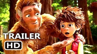 THE SON OF BIGFOOT Official NEW Trailer (2017) Animation Movie HD