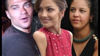 Jesse Williams leaves his Black Queen for Minka Kelly.